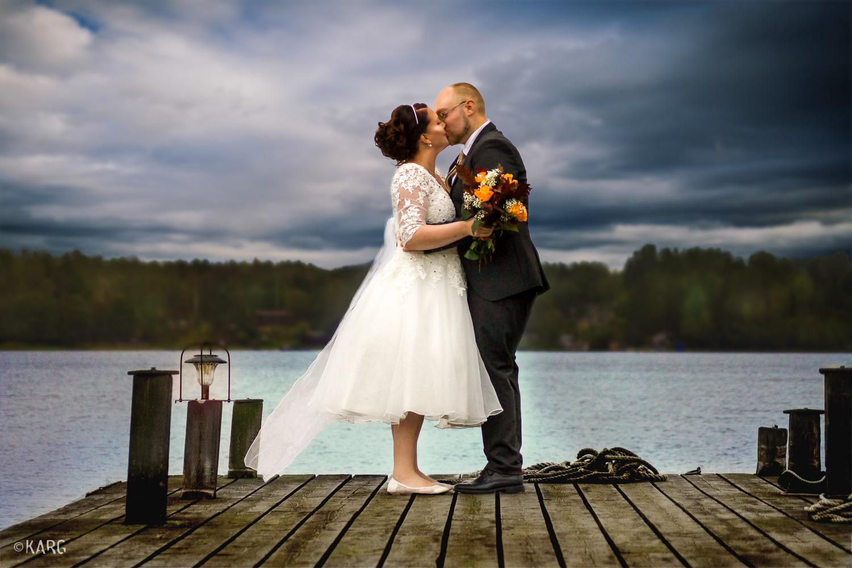 Archipelago wedding by Lizette von Panajott