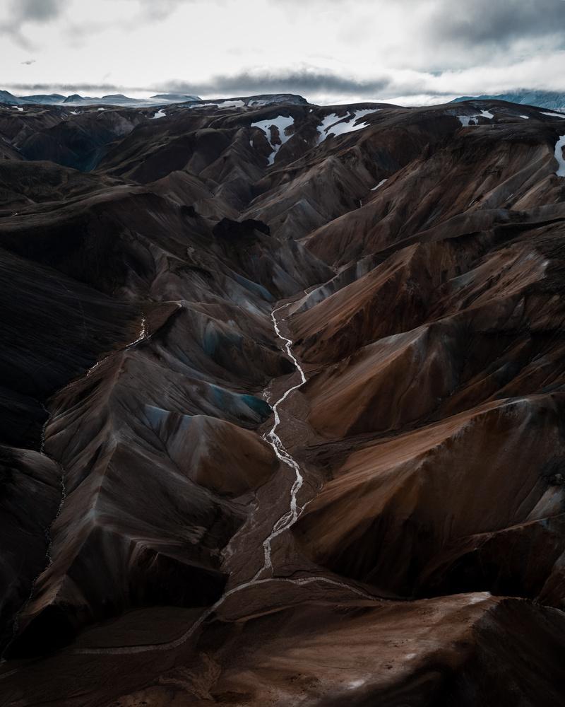 foothills by Simeon Pratt