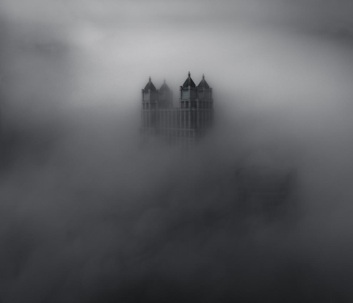 melancholy by Simeon Pratt