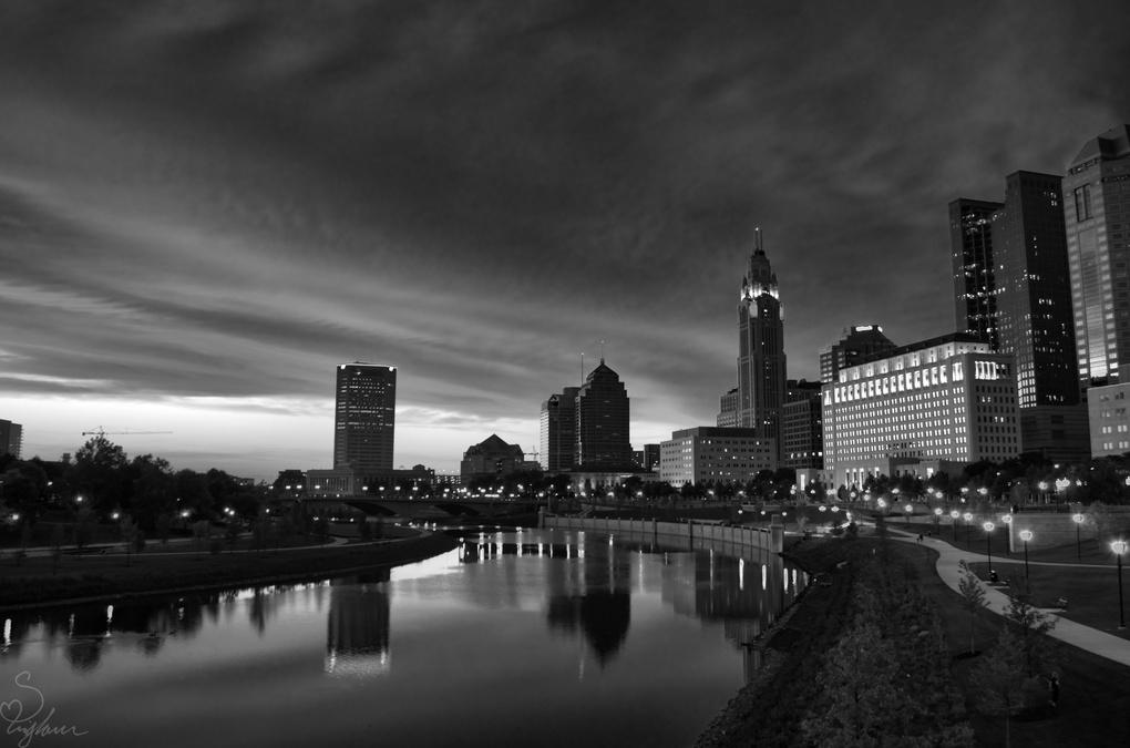 Columbus by Sarah Brigham