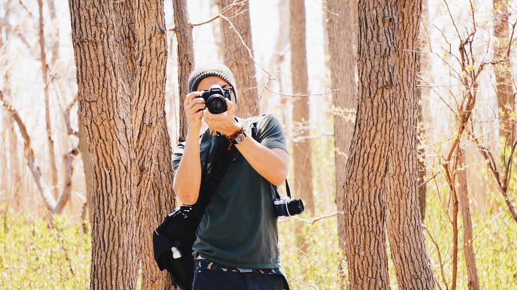 Photographers Are Models Too by Will Low