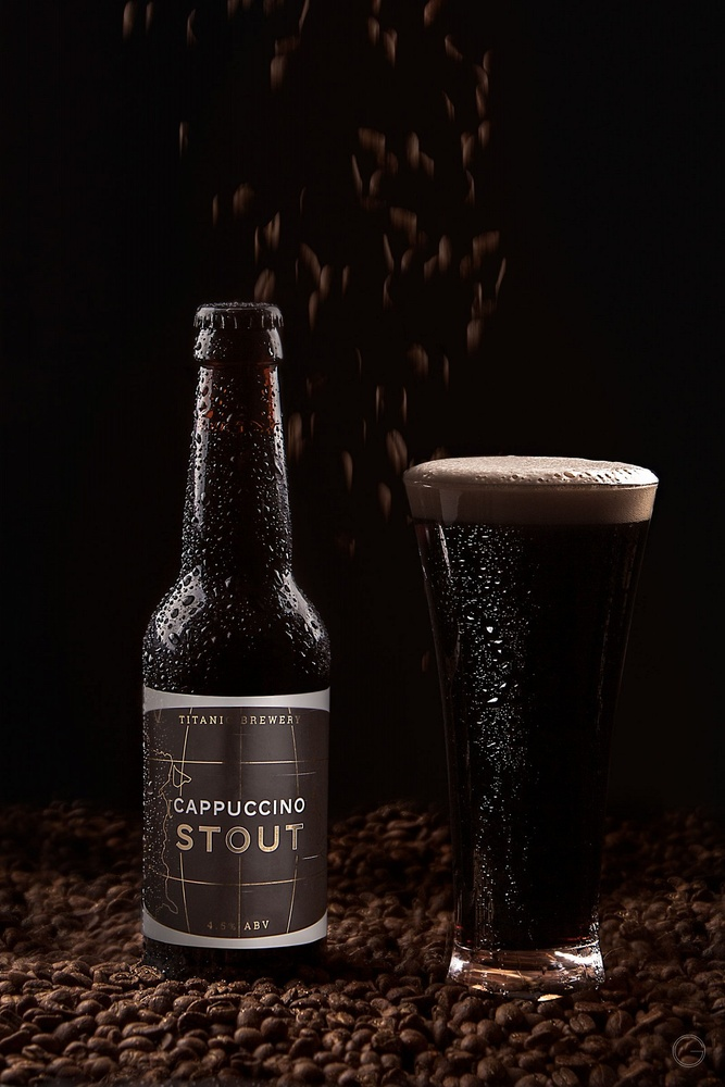 Cappuccino Stout by Owen Garfield