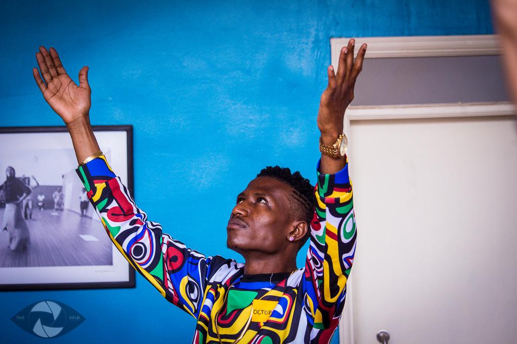 Octopizzo,Hip Hop Artist  by Fred Kariuki