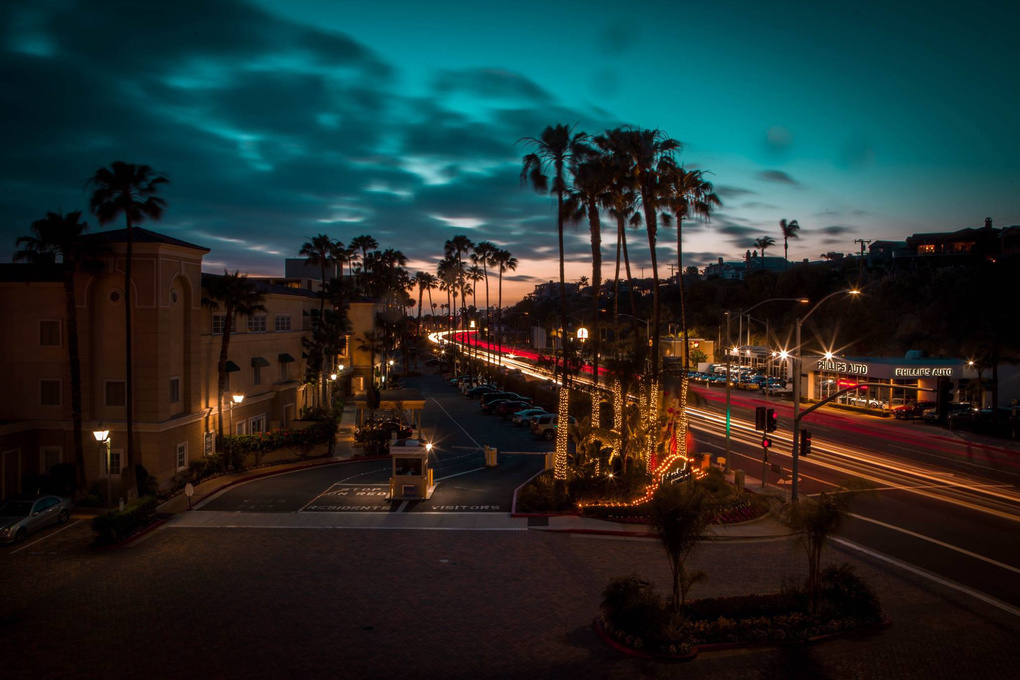 Newport Sunset by Daniel Luna