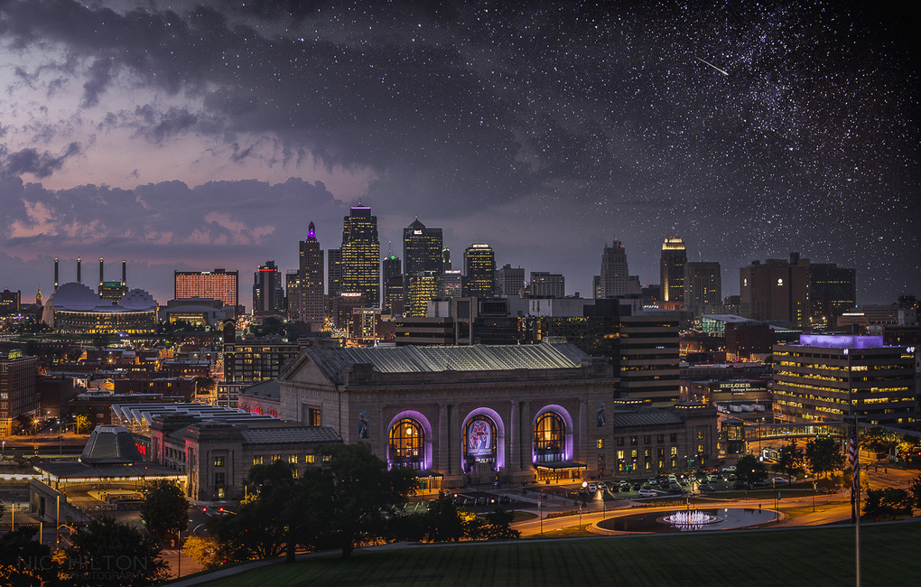 Union Station, Kansas City Missouri by Nic Hilton