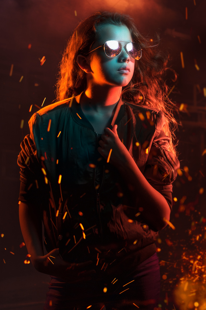 She is on Fire by Antonio Rivera
