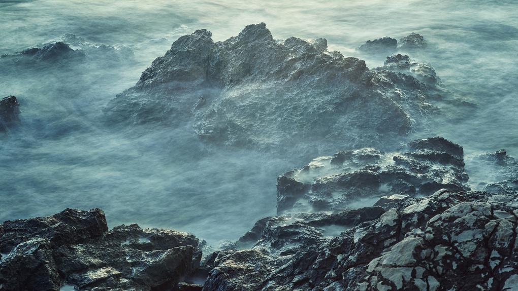 Croatian Coast by Konrad Grymin