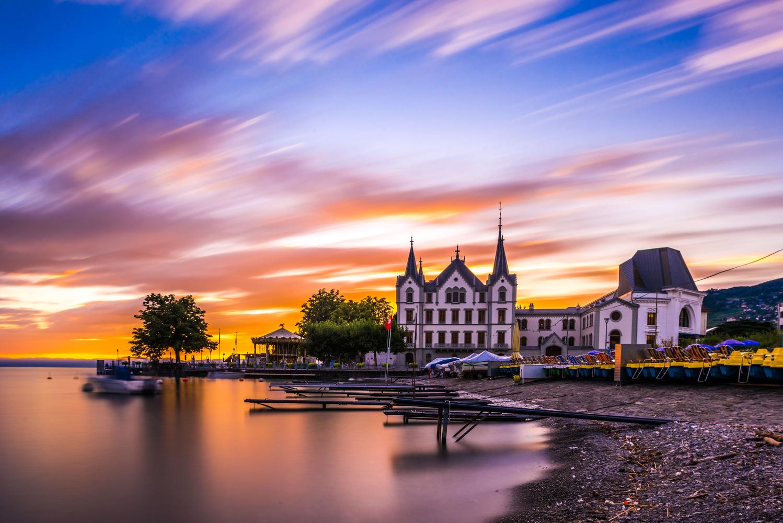 Vevey, SWITZERLAND by Fahad alfahad