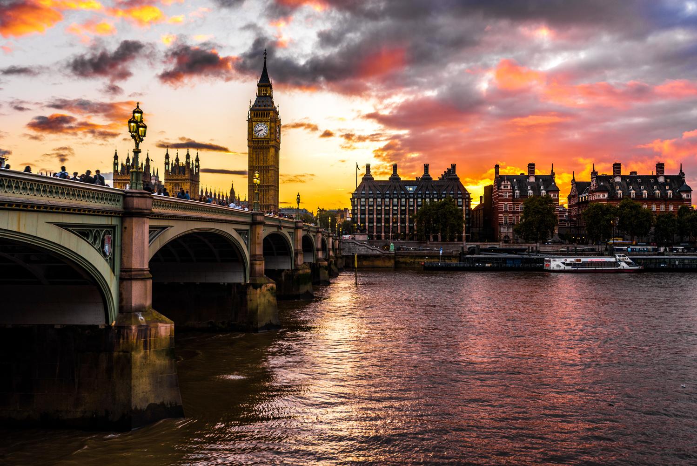 Westminster, London by Fahad alfahad
