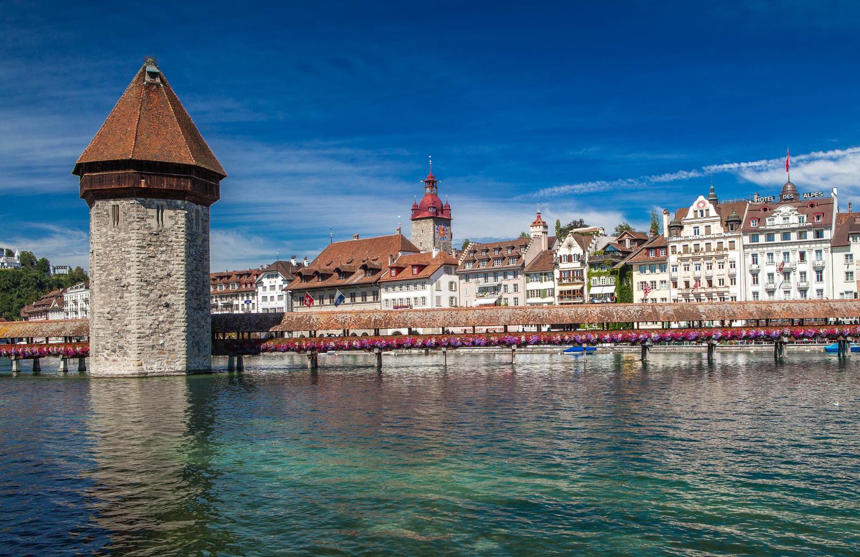 Luzern, Switzerland  by Fahad alfahad