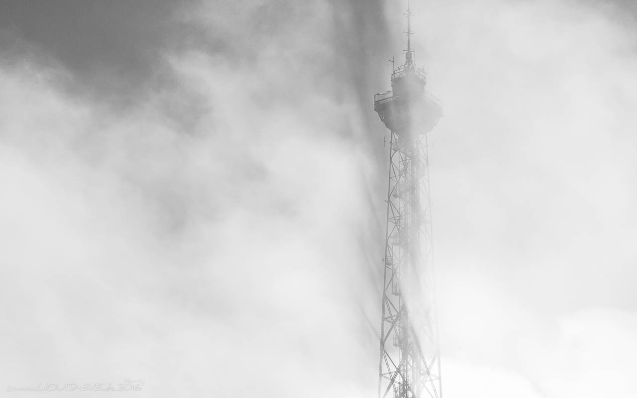Fog Tower by More Tea