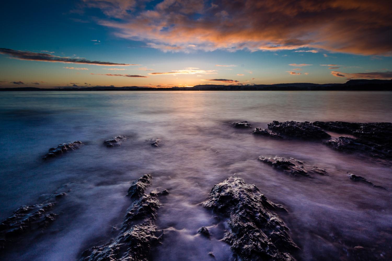 Sunset III by Leif Hegdal