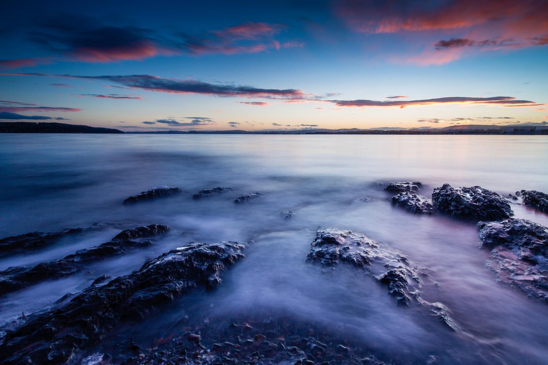Sunset II by Leif Hegdal