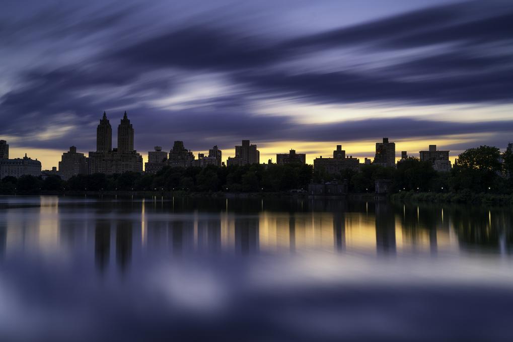 Central Park West  by Dan Goldberger
