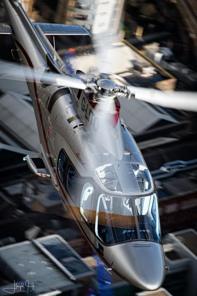 A-109S by Lloyd Horgan