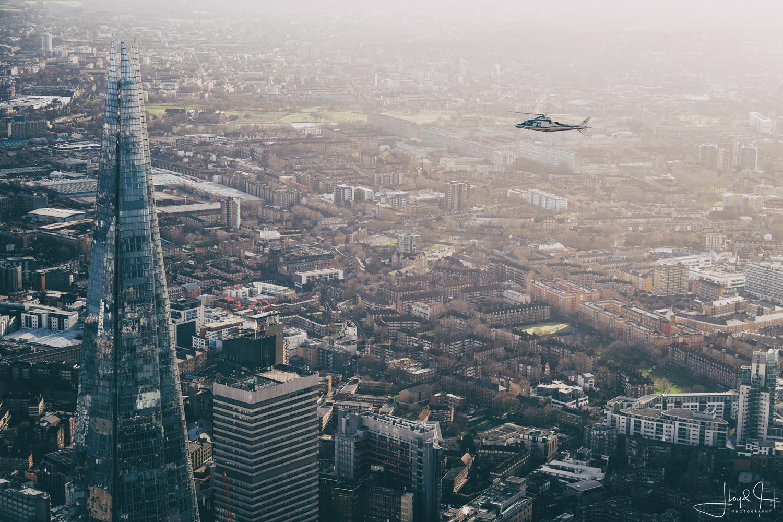 The Big City by Lloyd Horgan