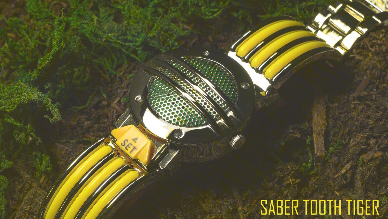 Yellow Ranger Watch by Abisai Elizondo