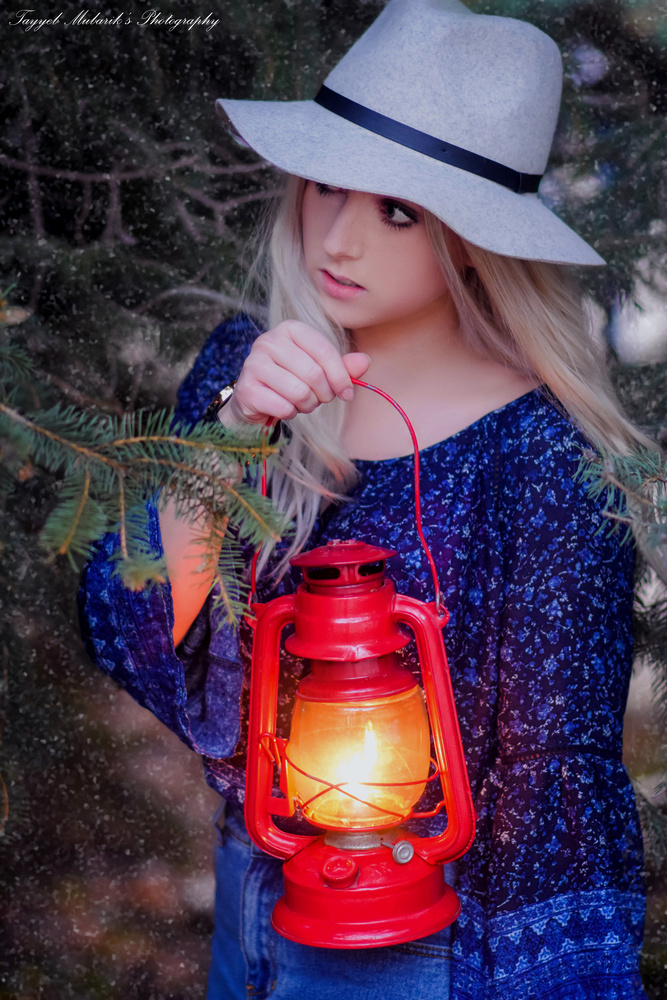 Model Natalie by Tayyeb Mubarik