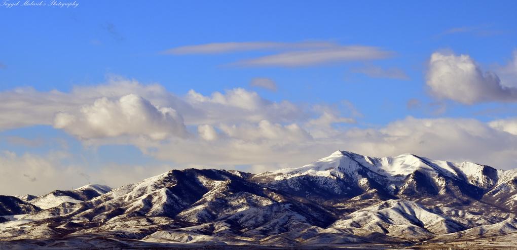 Mountains by Tayyeb Mubarik