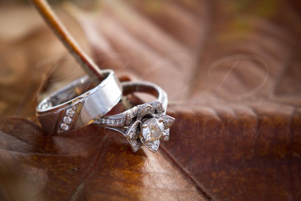 Engagement Rings by Ricky B. G. Dellinger