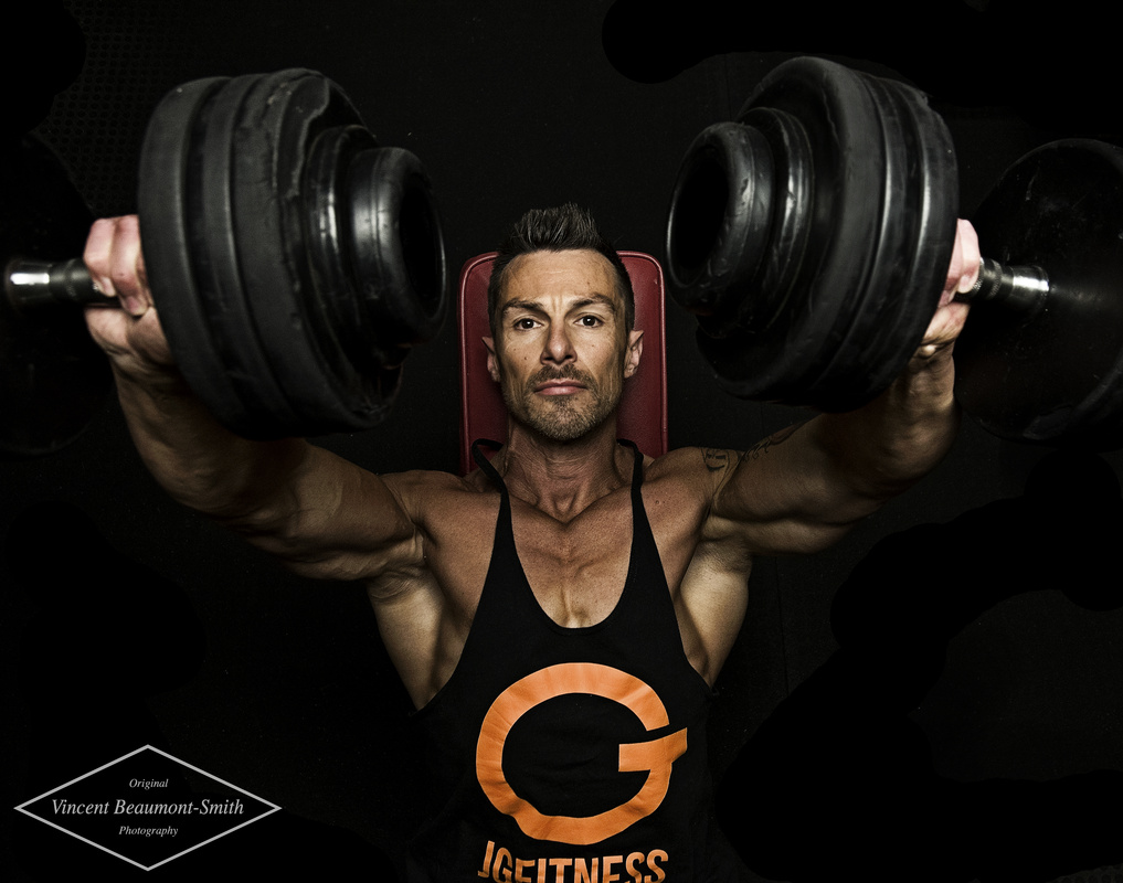 JG Fitness Shoot 1 by Vinny Beaumont-Smith