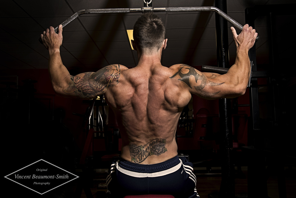 JG Fitness shoot 2 by Vinny Beaumont-Smith