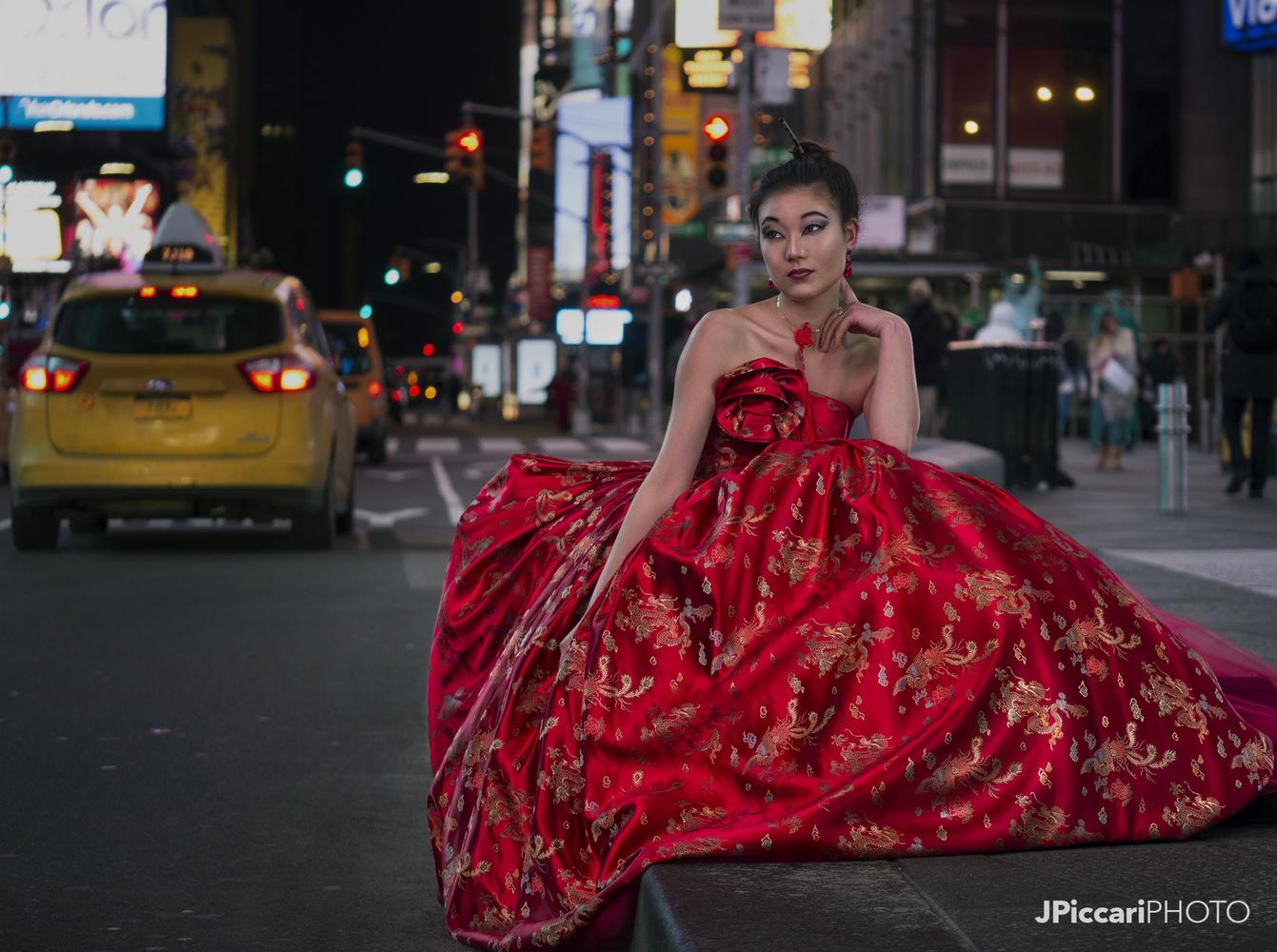 NYC Fashion by Justin Piccari
