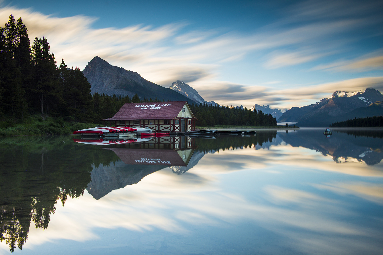 Boat House by David Wilder