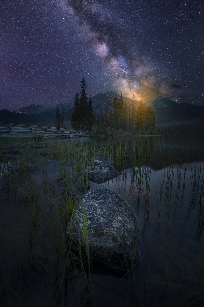 Galactic  by David Wilder