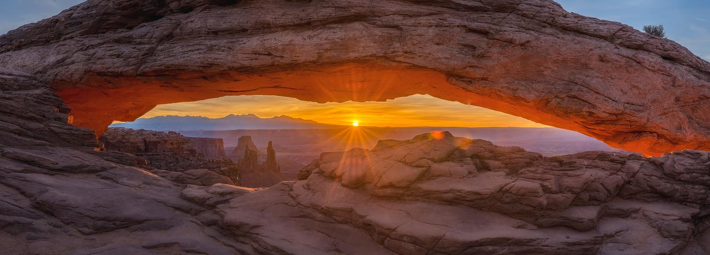 Mesa Star by David Wilder