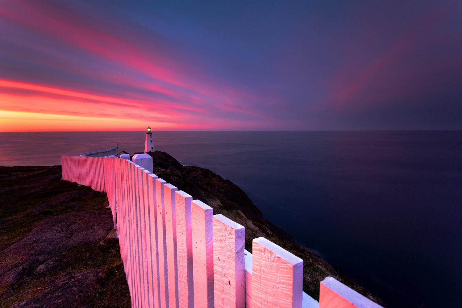 Cape Spear by David Wilder