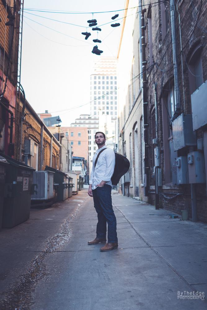 Alleyway tunes by Sherwin Bartonico