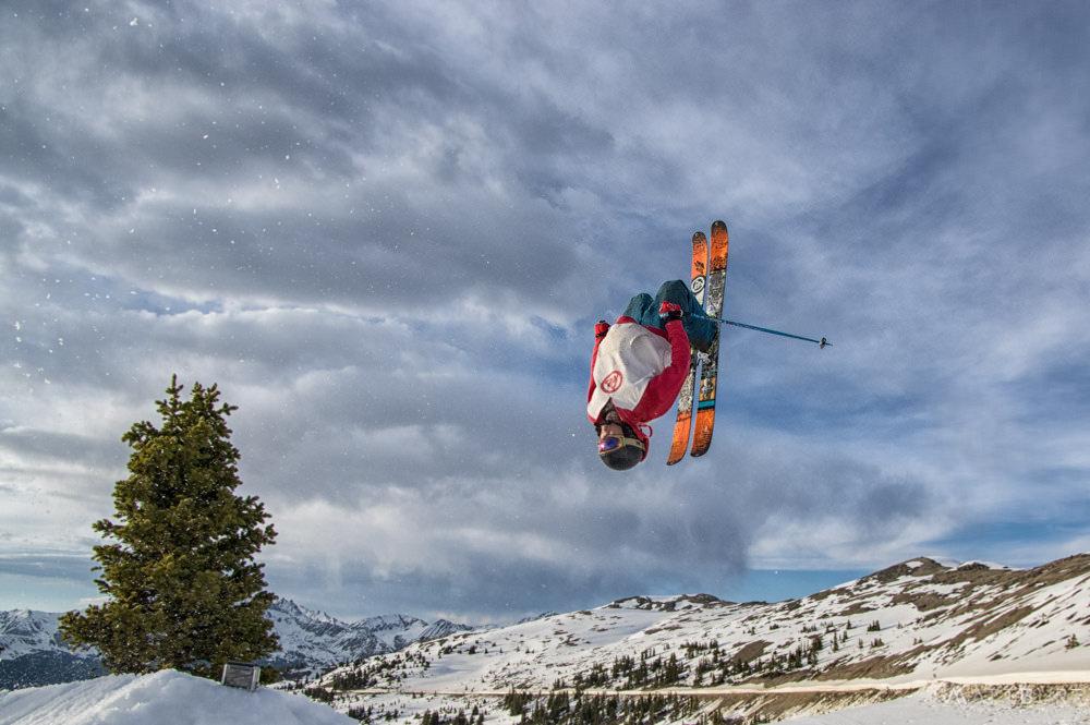 Flying high by Matt Burt