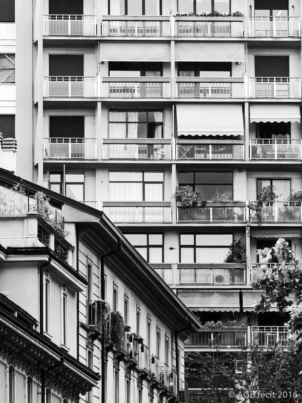 Milano - Abstract Landscapes I by Andrea Boretti