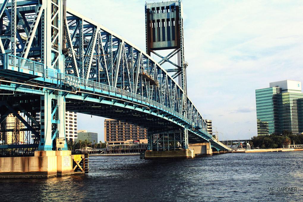 Crossing Bridges  by Jae' Gardner