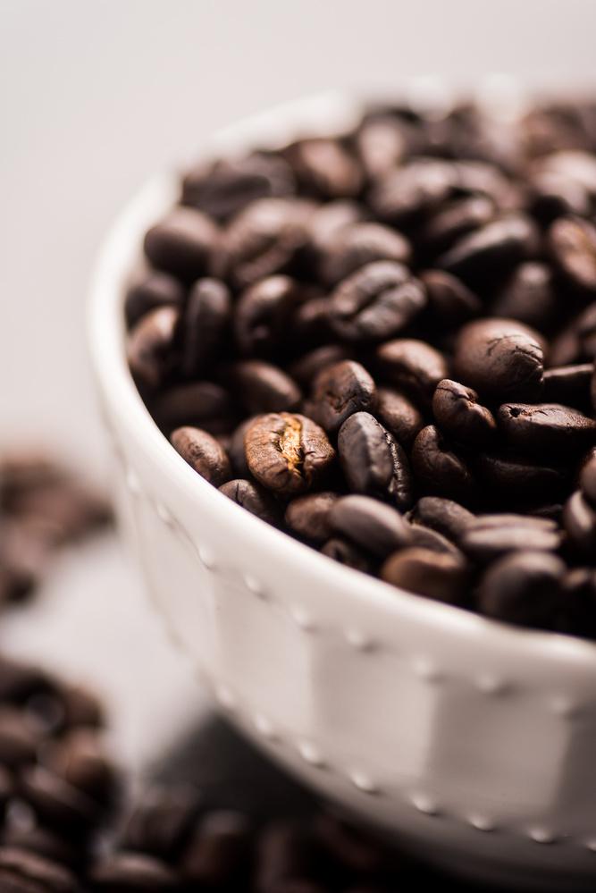 Coffee Beans by Akira Joseph