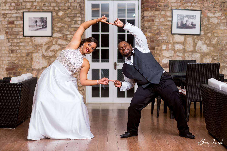 The Fusion - Blake & Natalia Wedding by Akira Joseph