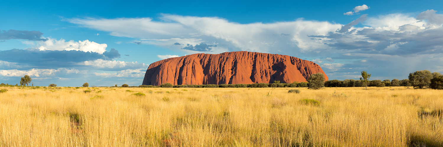 Red Centre by Destin Sparks