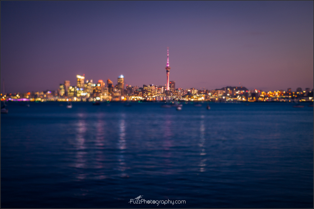 Auckland in focus by Faisal Syed