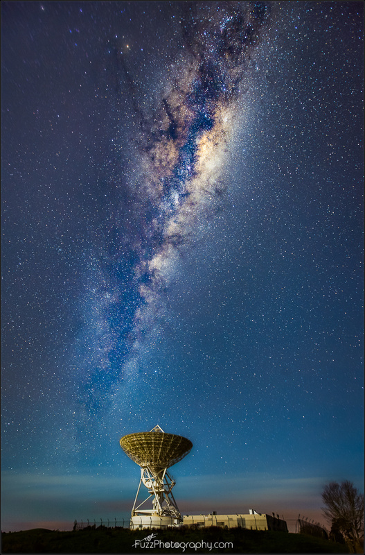 Ground Control to Major Tom by Faisal Syed
