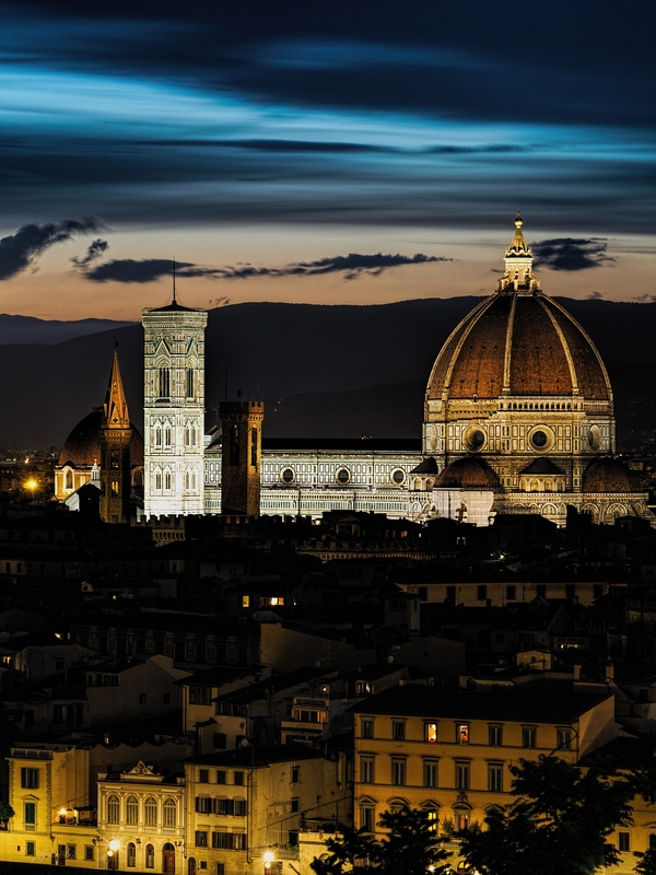 The Duomo of Florence at Sunset by JR Jacobs
