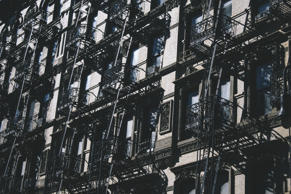 New York by Santiago Vasquez