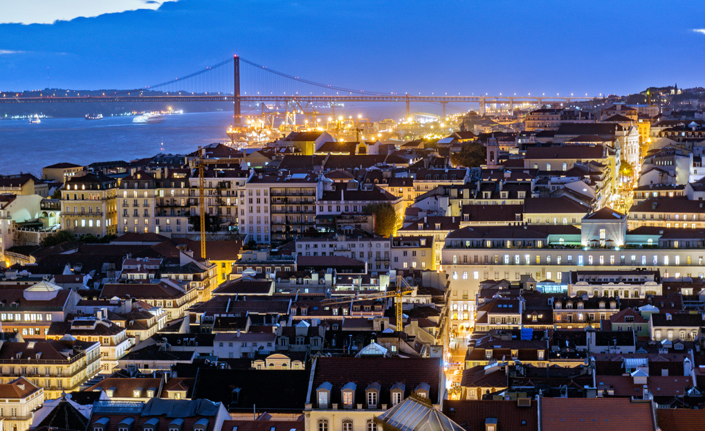 Lisbon by Eugenio Cammisa