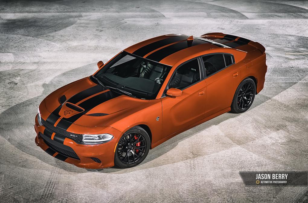 Dodge SRT Hellcat Charger by Jason Berry