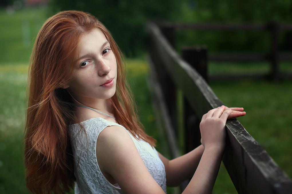 Elena by Vladimir Miloserdov