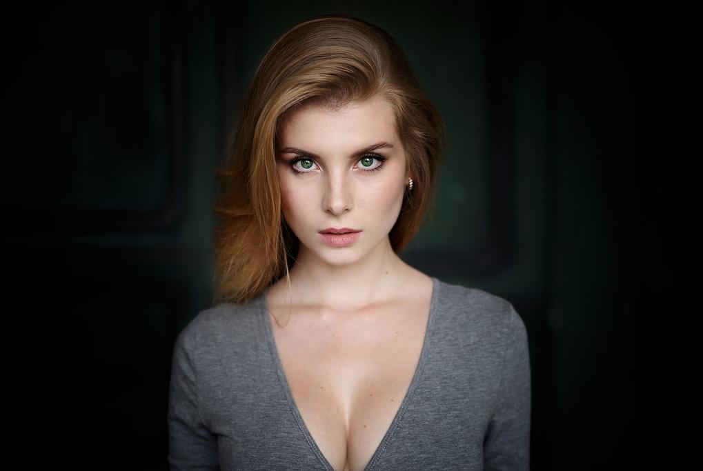 Irina by Vladimir Miloserdov
