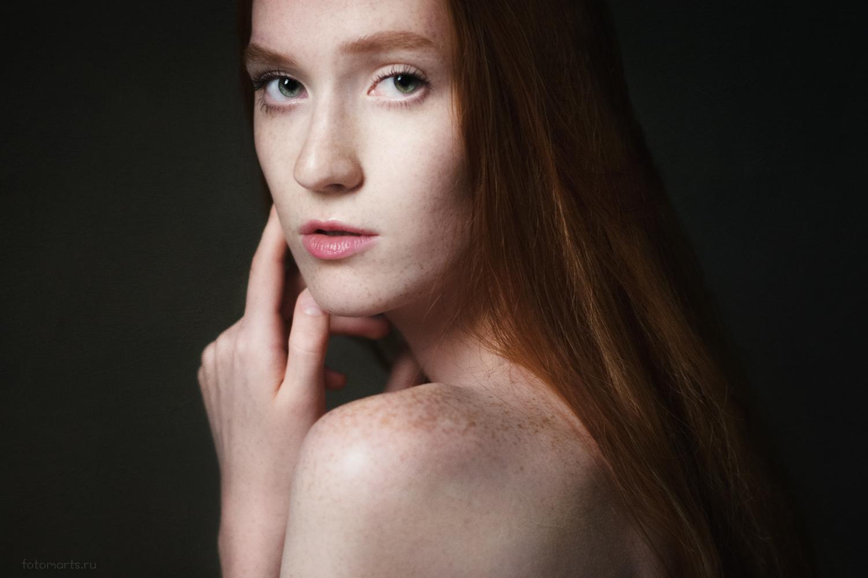 Katia by Sergey Martynov