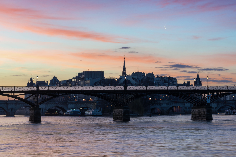 Parisian sunrise by David B