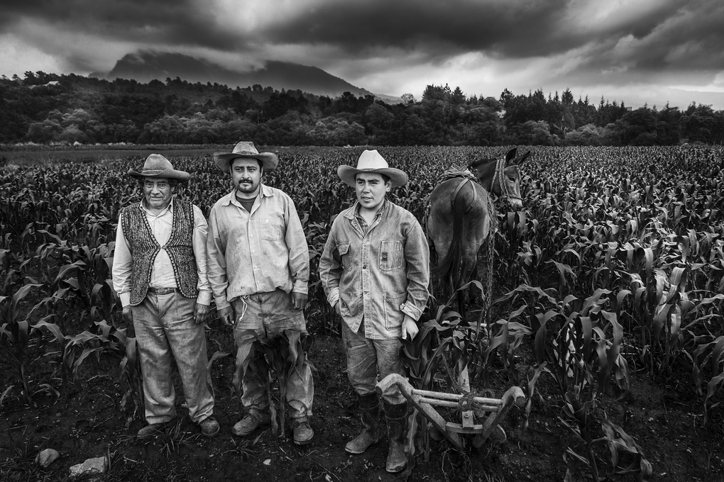 Countrymen by Gustavo Lopez