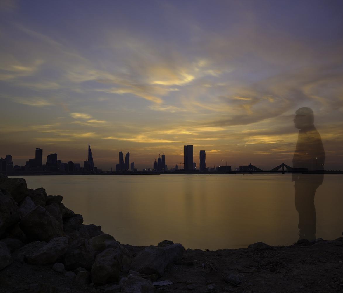 Ghost Exposure by Mustafa Bastaki